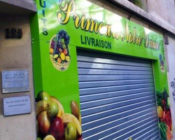 Enseigne.com - Marseille - Habillage de façade