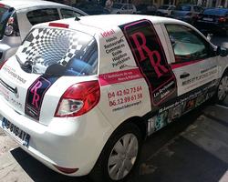 Enseigne.com - Marseille - Marquage véhicules