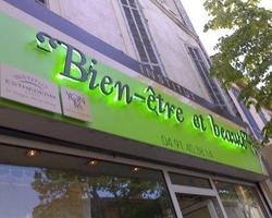 Enseigne.com - Marseille - Lettres en relief